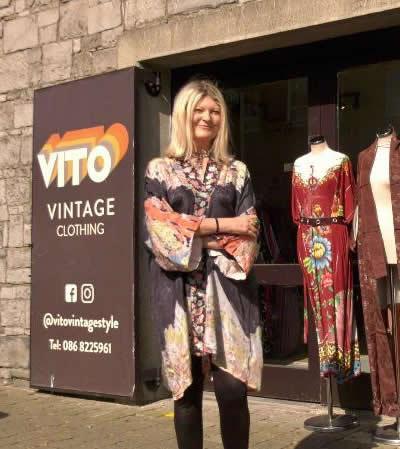 Caroline McBrearty, Vito Vintage